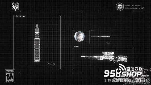 《彩虹六号:围攻》新干员武器演示视频 耶格惨遭顶替下岗