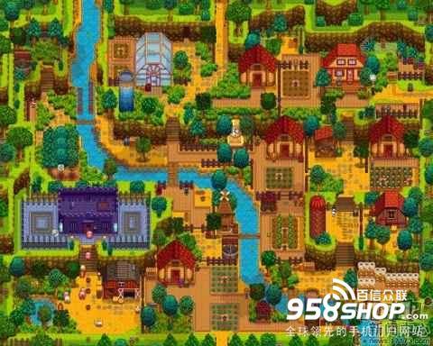 《星露谷物语》1.4版本将于11月26日登陆PC 新玩法、新地图上线
