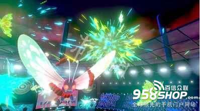 《宝可梦剑盾》巴大蝴属性分享 极巨化巴大蝴技能一览