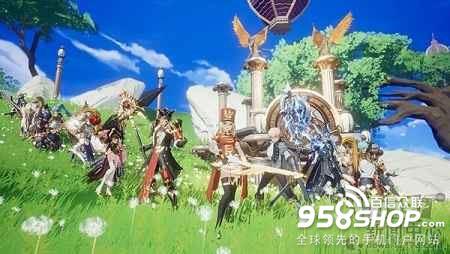 可以变身七骑士 网石新作《七骑士:革命》试玩