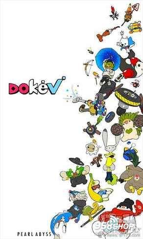 黑色沙漠开发商新作《DokeV》公开全新截图