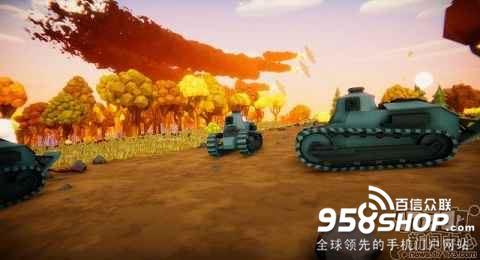 505全新二战模拟游戏《Total Tank Simulator》登陆Steam 2020年发售