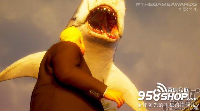 """TGA 2019:开放世界""""鲨鱼模拟""""游戏《食人鲨》新预告 化身鲨鱼复仇人类"""