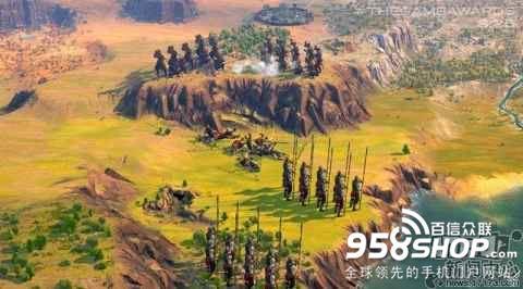 TGA 2019:策略游戏《人类》发布最新预告片 打造属于自己的独特文明