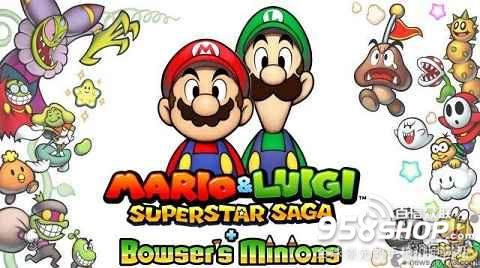 任天堂注册《马里奥与路易》新商标 或有系列新作即将公布