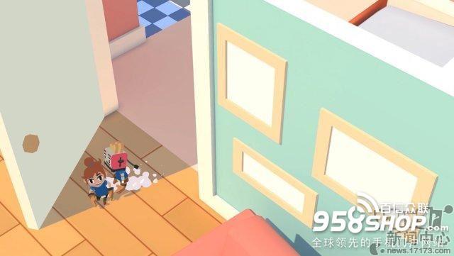 新友尽游戏《胡闹搬家》登陆Steam平台 4月28日发售