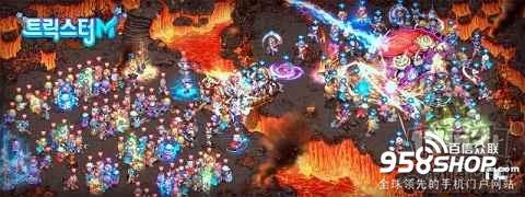 NCsoft公开《星钻物语M》等三款手游新作