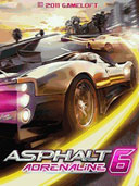 狂野飙车6(Asphalt6) For S60V5