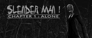 恐怖无面男 Slenderman! Chapter 1: Alone v1.6