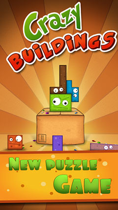 疯狂建筑 Crazy Buildings  v1.34