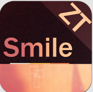 Smile Theme GO LauncherEX