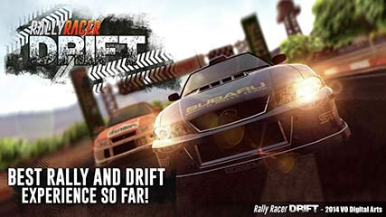 ����Ư���� | Rally Racer Drift